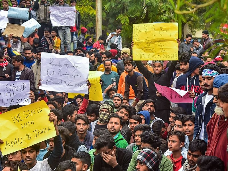 No permission given for protests as sec 144 in place: UP Police