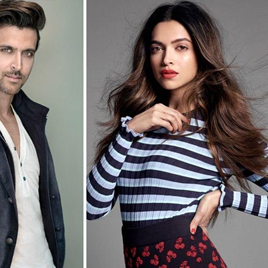 Deepika Padukone to star opposite Hrithik Roshan in 'Satte Pe Satta' remake?
