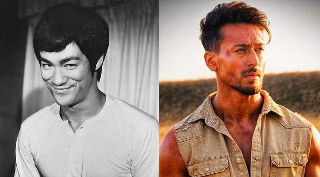 Tiger Shroff's epic tornado kick would make Bruce Lee proud