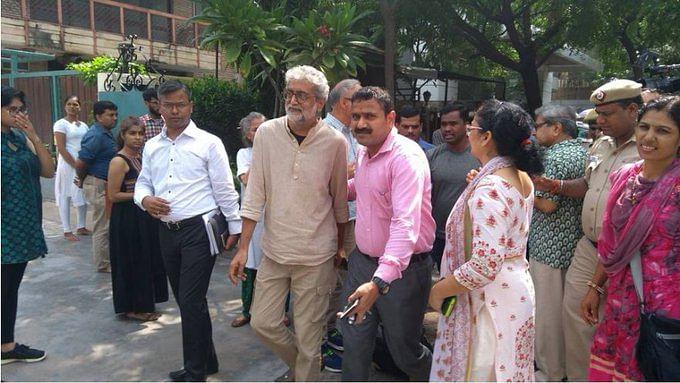 SC dismisses bail plea of activist Gautam Navlakha in Bhima Koregaon case