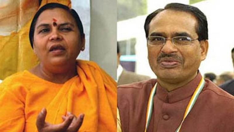 Former MP CM Shivraj Singh Chouhan and Uma Bharti appreciate Hyderabad rapists' shooting