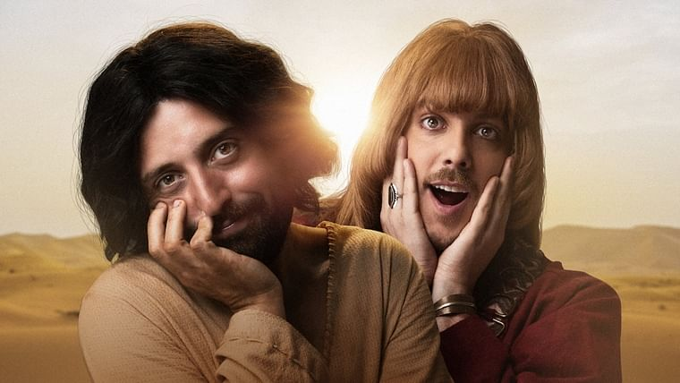 Outrage over Netflix's film with gay Jesus and weed smoking Mary