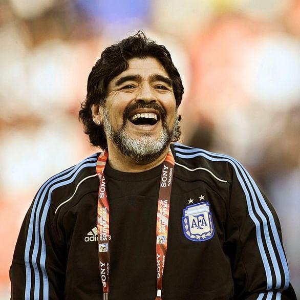 In Memoriam: Kerala jeweller plans museum for 'close friend' Diego Maradona; football legend's gold sculpture main attraction