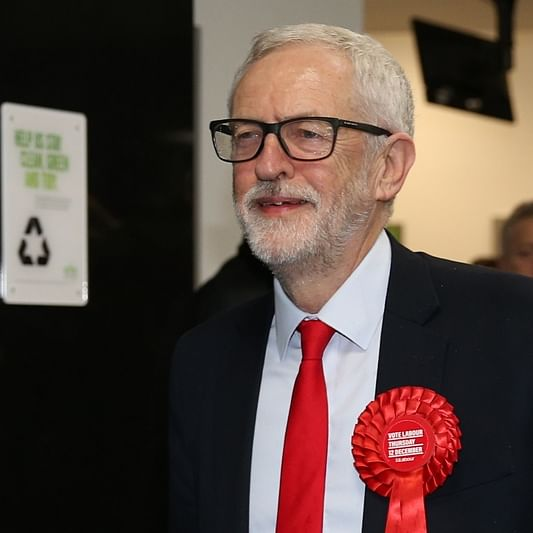 'EVMs hacked?': Indian Twitter trolls Jeremy Corbyn after Labour loses to Boris Johnson's Tories