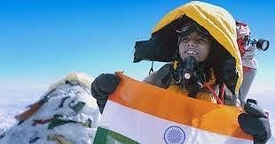 Mountaineer Poorna scales peak in Antarctica, eyes another