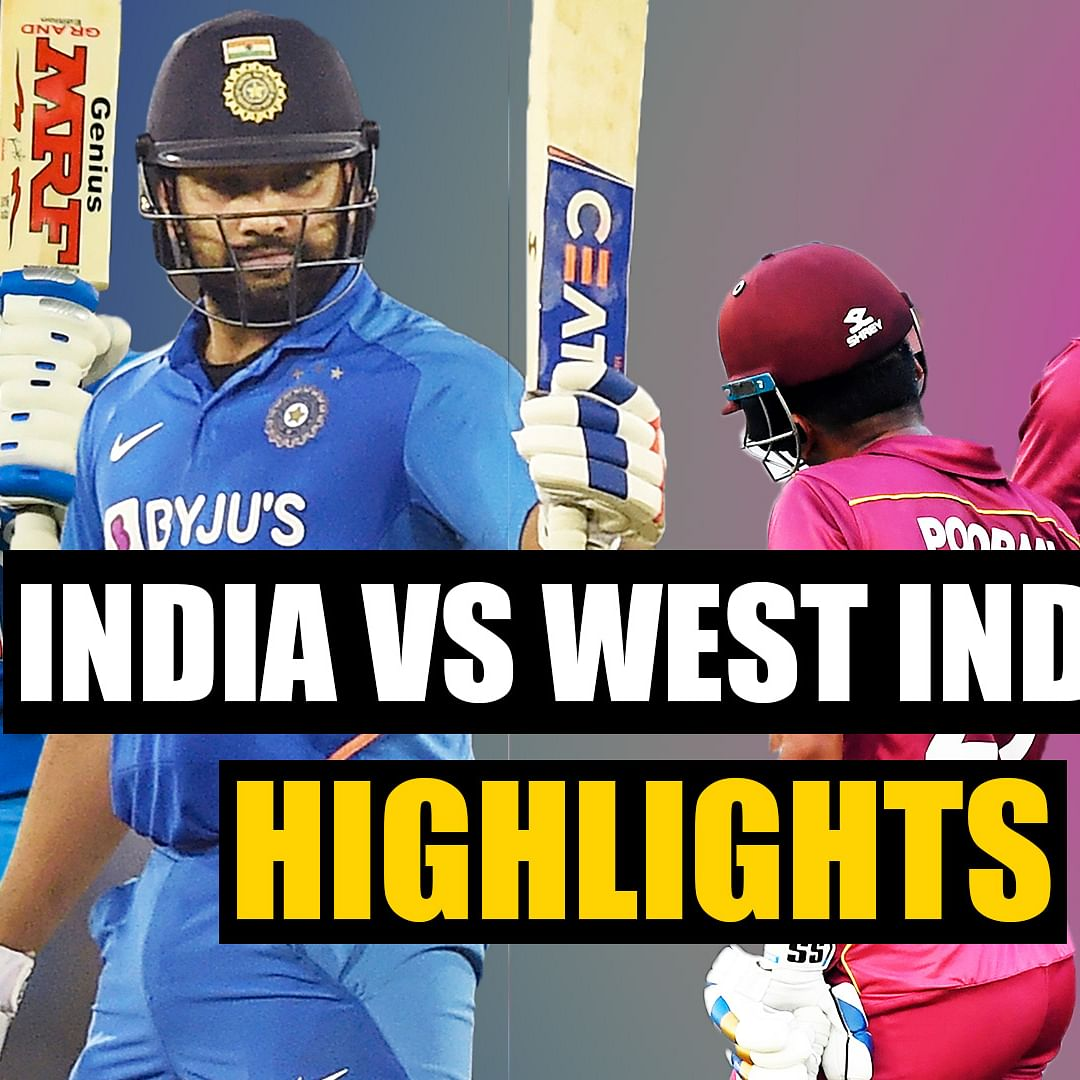 India vs West Indies 3rd ODI Highlights | Like always, Kohli cuts to the chase