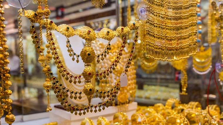 Gold prices rise ahead of GST Council meeting