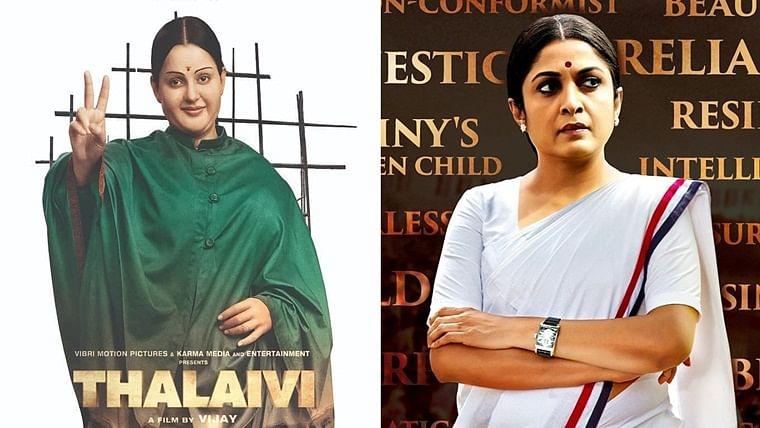 Kangana Ranaut or Ramya Krishnan – who looks more convincing as Jayalalithaa onscreen?