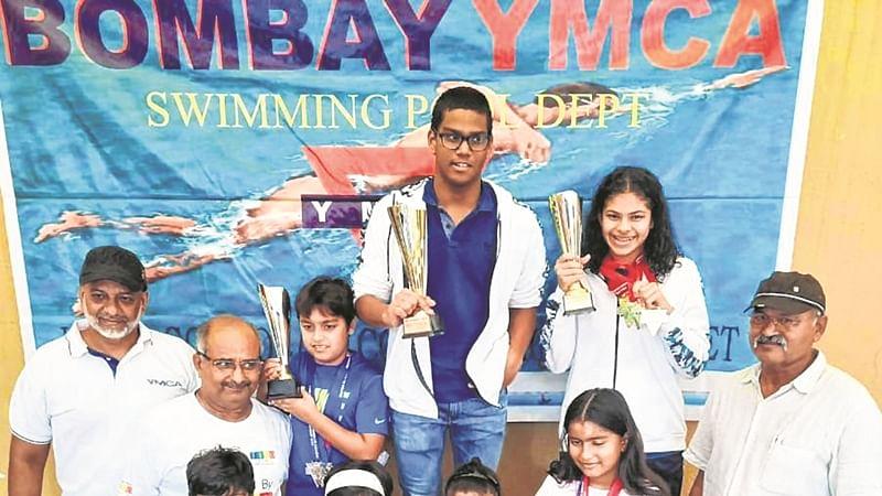Suchit Patil, Palak, Anshuman Jhingran rule the pool