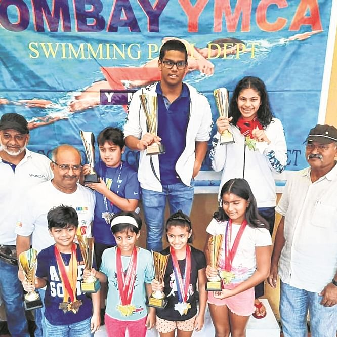 Suchit Patil, Palak, Anshuman Jhingran rule the pool