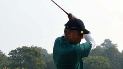 Bhopal: Chief Secretary of MP suffers injury at golf event
