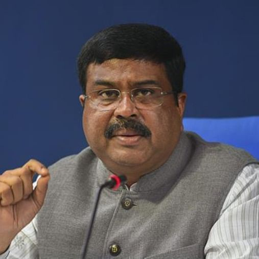 Only those who will say 'Bharat Mata Ki Jai' will stay in India: Dharmendra Pradhan