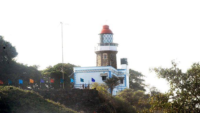 Kanhoji Angre Island