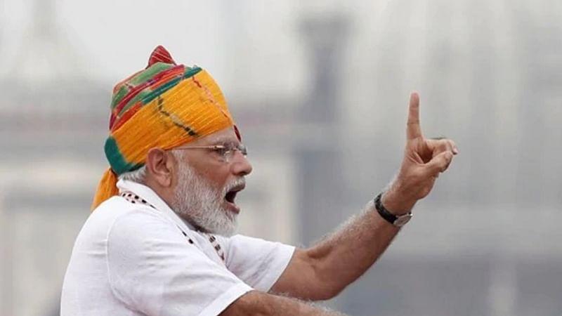 Jharkhand CMs change faster than weather: PM Modi