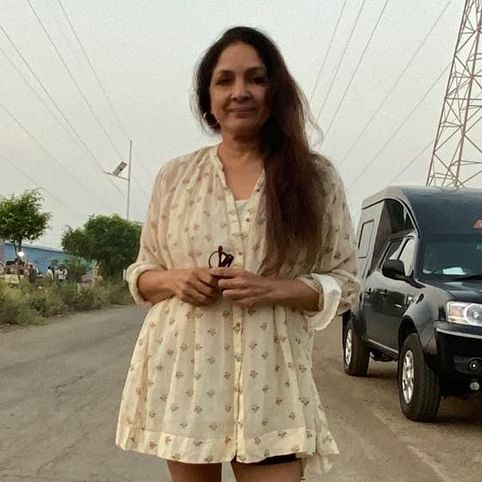 'Frock ka shock': Neena Gupta rocking a short frock shows age is just a number