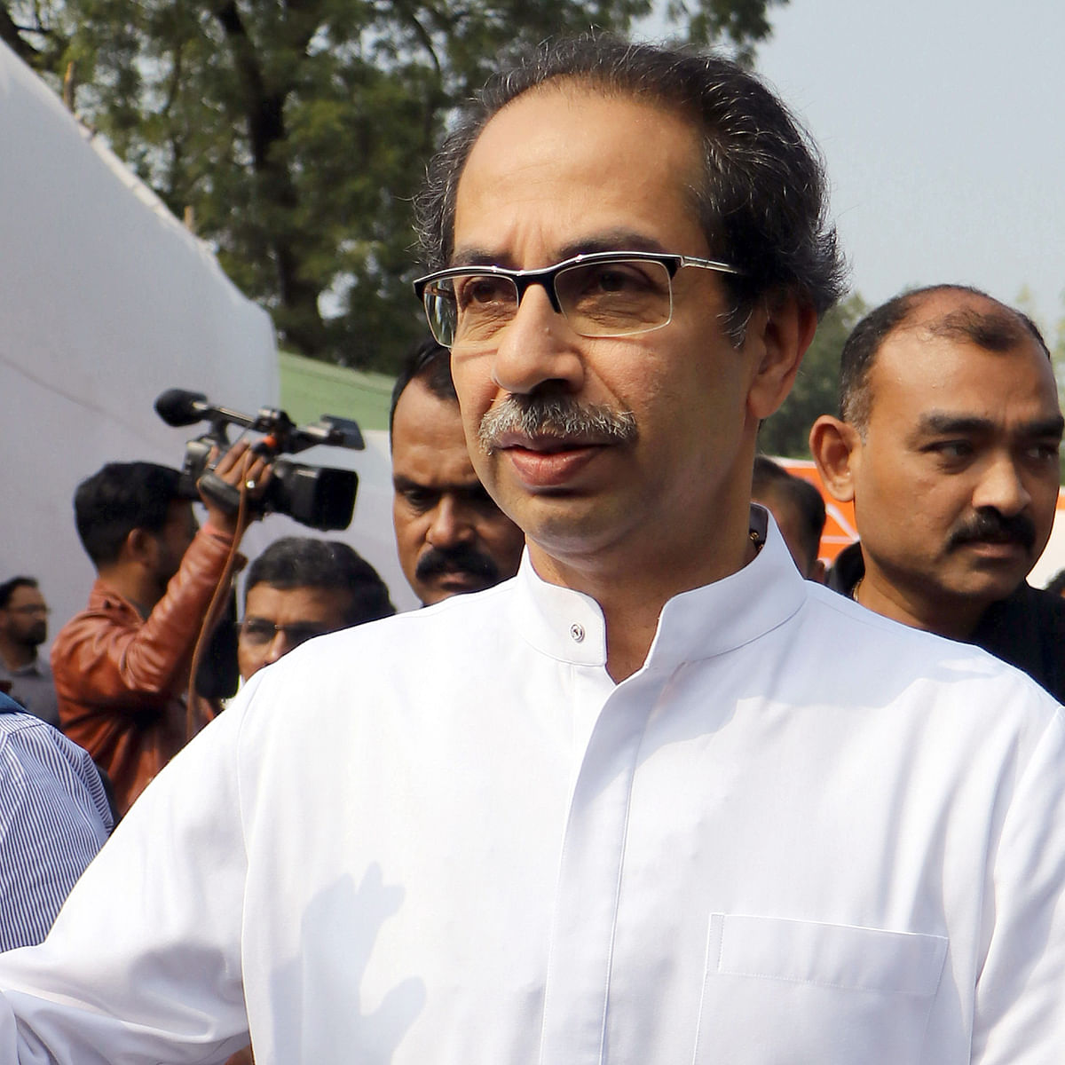 Uddhav Thackeray asks alliance partners to counter BJP campaign against the MVA government