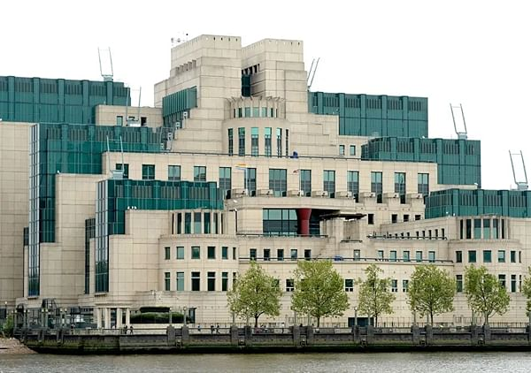 Mi6 floor plans lost during revamp work