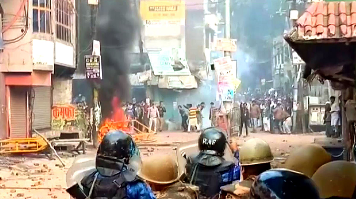 Anti-CAA protest: Police post torched in Kanpur; death toll in UP violence rises to 15