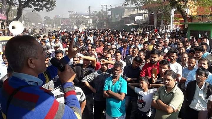 'Gamosa' to 'Joi Aai Asom', the signs of pride that shaped Assam protests