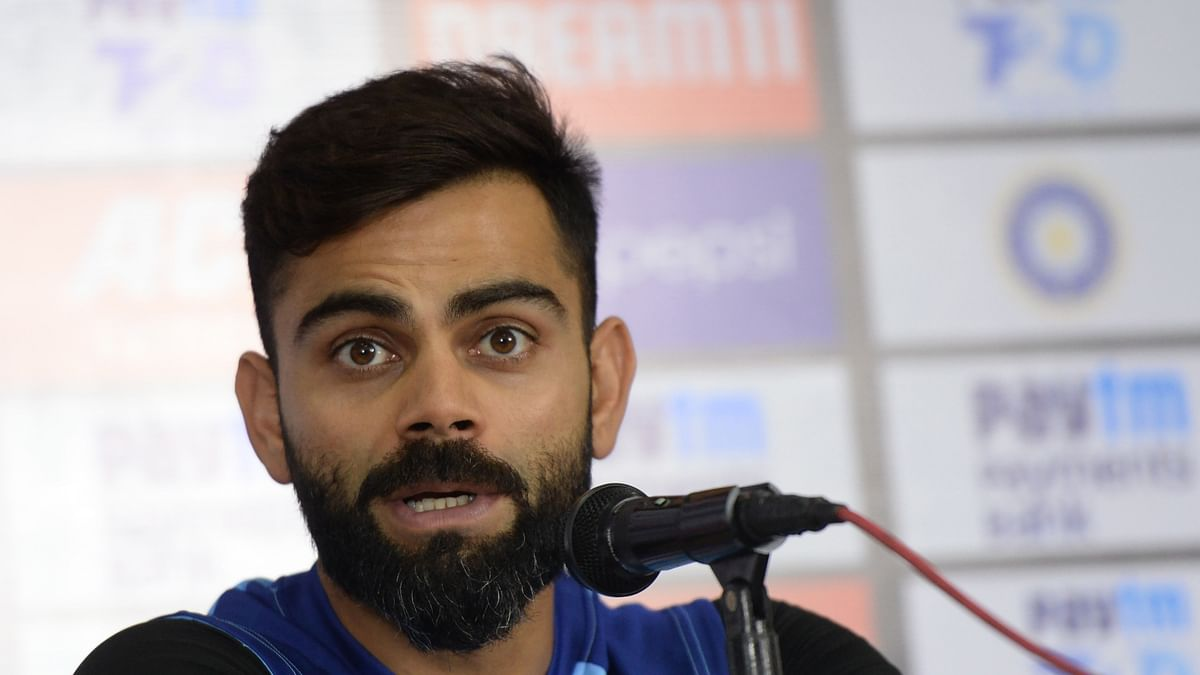 Virat Kohli reveals how he let go off distractions and unleashed his inner beast during run-chase