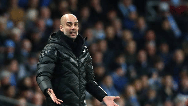 After defeat against Arsenal, Pep Guardiola wants Man City to 'increase the standard' ahead of Champions League clash