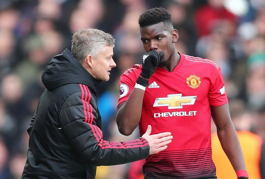 Solskjaer hails absent Pogba, calls him one of the 'best players in the world'
