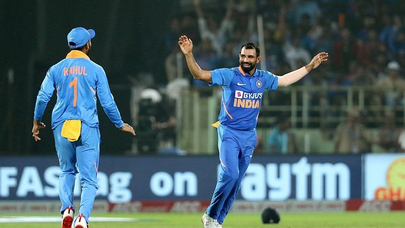 'Best fast bowler in the world': Shoaib Akhtar hails Mohammed Shami after masterclass against the Kiwis in T20I