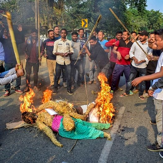 CAB protests in Assam Latest Updates: Police opens fire on protestors in Guwahati