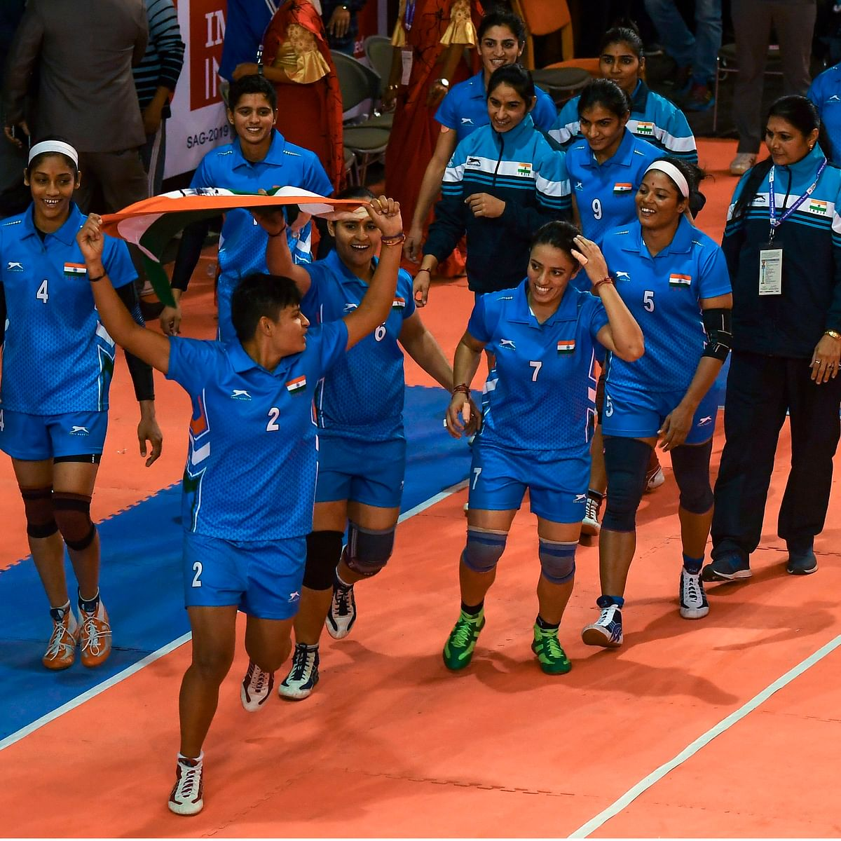 South Asian Games: India closes in to 300-medal mark
