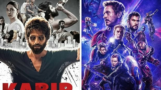 Kabir Singh beats Avengers Endgame to becomes most searched movie on Google
