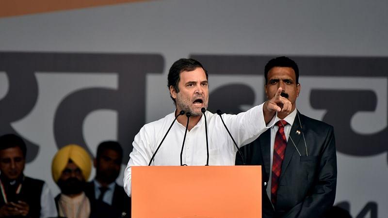 EC seeks report from Jharkhand poll authorities over Rahul Gandhi's 'Rape in India' remark