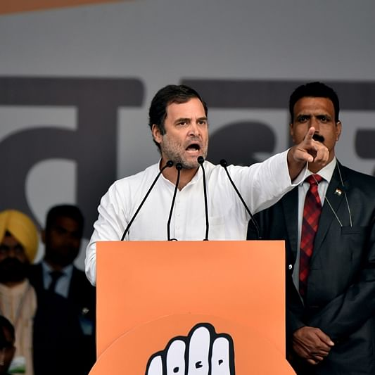 EC seeks report from Jharkhand poll authorities over Rahul Gandhi's 'Rape in India' remark