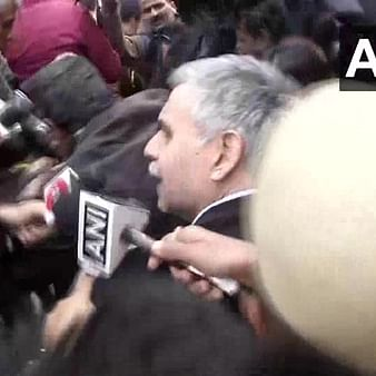 CAA protest: Congress leader Sandeep Dikshit detained