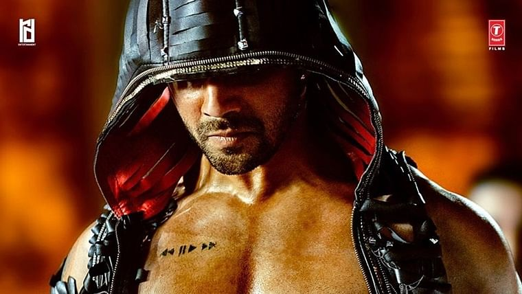 Street Dancer 3D: Varun Dhawan flaunts his bronze abs in first look
