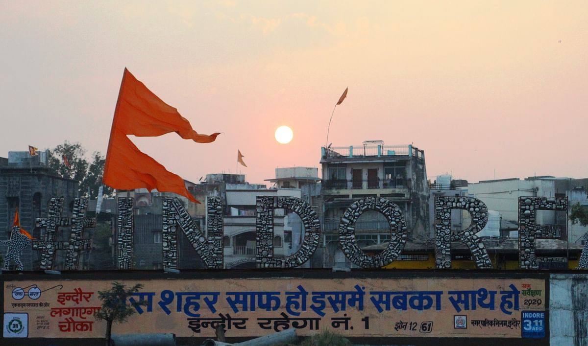 Swachh Survekshan League 2020: Indore cleanest city in first two quarters