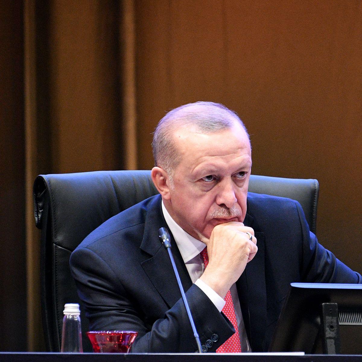 Erdogan attempts to rile up Pak Muslims over Kashmir