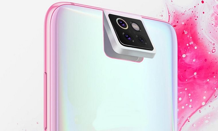 Huawei patents smartphone with triple flip cameras