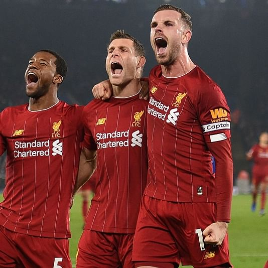 Premier League: Liverpool consolidate position at the top by thrashing Leicester City 4-0