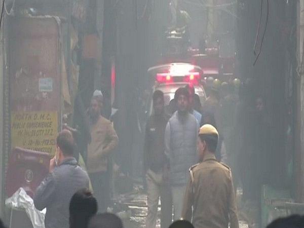 Anaj Mandi fire: Delhi HC sends factory owner, manager to judicial custody