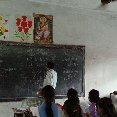 Teachers caught sending students to get slippers repaired in Uttar Pradesh