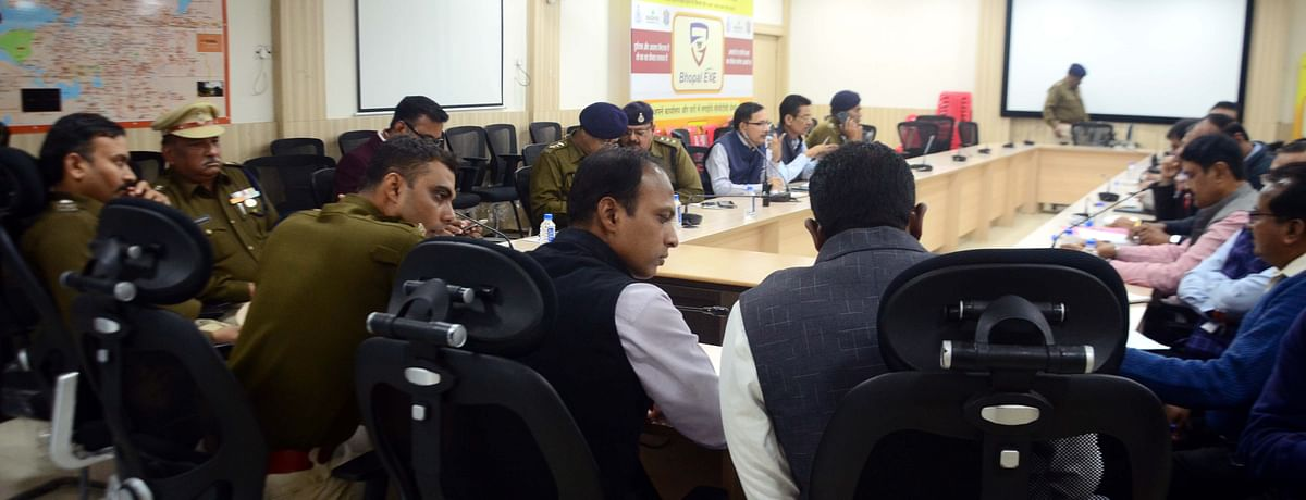 Bhopal: Post CMO's orders on mafias, district administration in crackdown mode