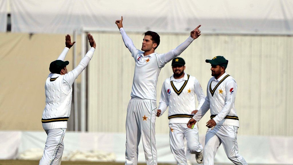 SL 282/6 as truncated Day 3 called off in Rawalpindi