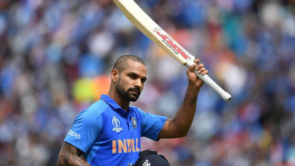 'Aansu baha raha hu': Shikhar Dhawan turns to 'Ghar ke kaam' during lockdown due to coronavirus