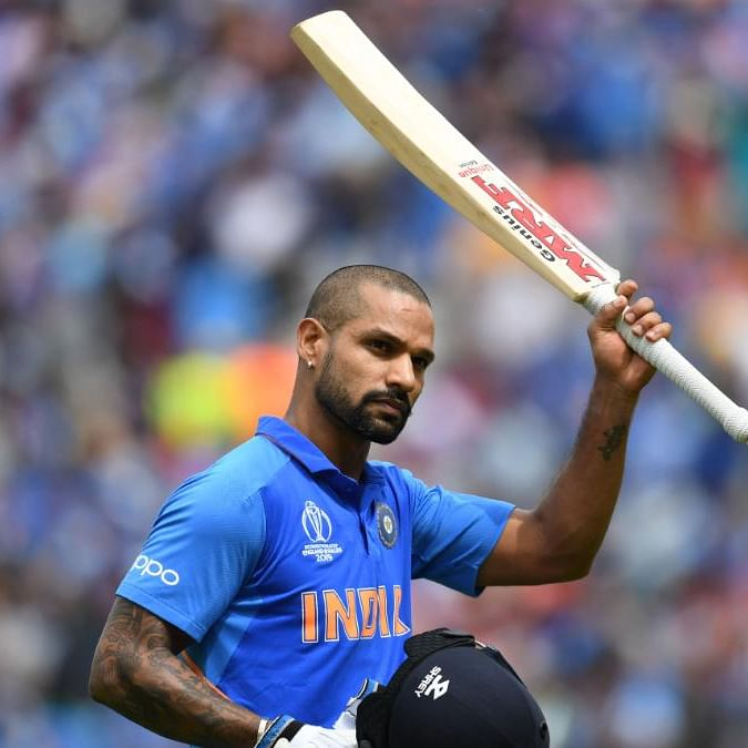 'Kashmir hamara hi rahega': Shikhar Dhawan slams Shahid Afridi over controversial remarks on PM Modi and Kashmir