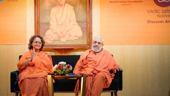 Arsha Vidya Foundation presents 3rd edition of Vedic Wisdom Festival