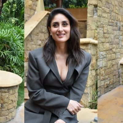 Hotness Personified: Kareena Kapoor gives 'boss lady' vibes in a sexy pantsuit