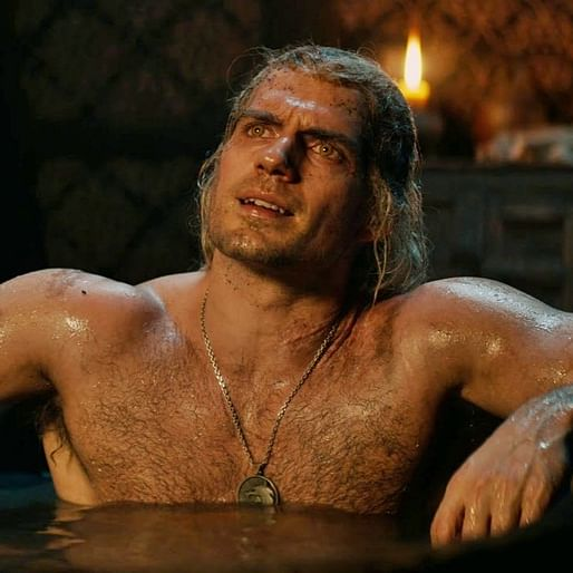 Henry Cavill cut down water for 3 days to prep for shirtless scenes in 'The Witcher'