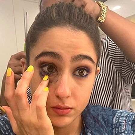 Coolie No. 1: Sara Ali Khan wraps the schedule with the most realistic picture ever!
