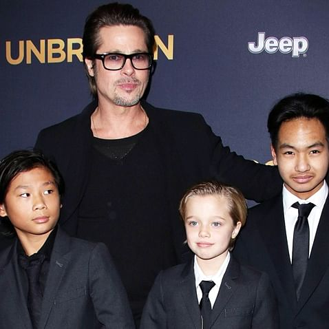 Brad Pitt to celebrate 56th birthday with only three out of his six children