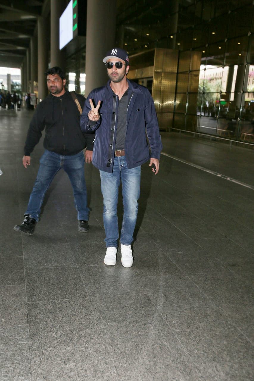 OMG! Ranbir Kapoor's cap is so affordable, even you can own it